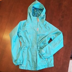 Super cute, barely worn wind breaker